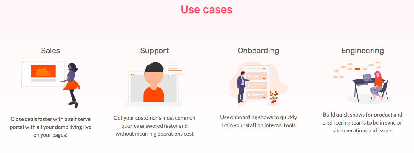 DivShow use cases