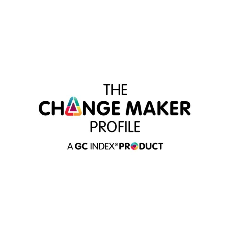 change maker profile logo