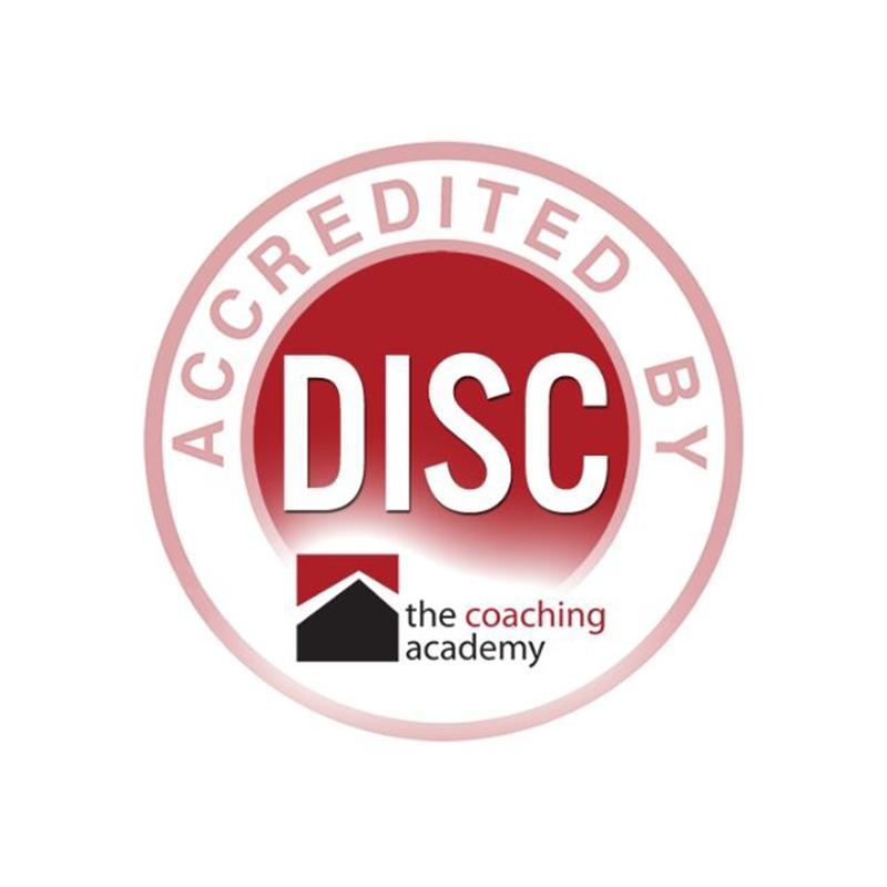 DISC accreditation logo