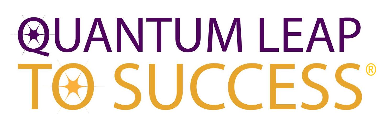 quantum leap to success mini logo