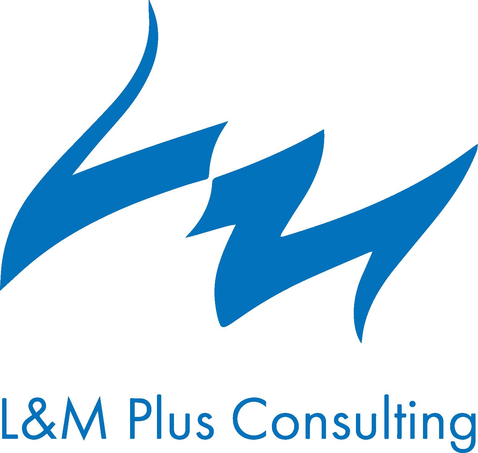 L & M Plus Consulting logo