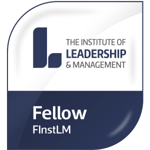 institute of leadership and management fellow logo
