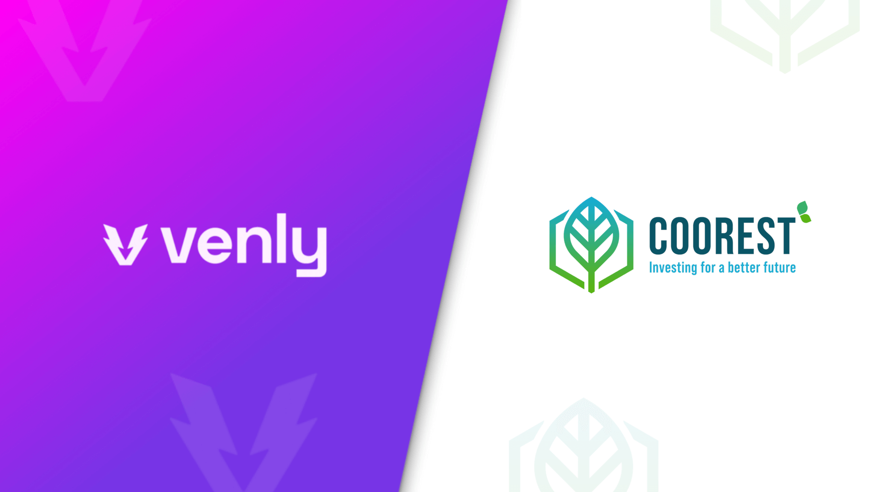 Coorest integrates the Venly tech with the Venly minting APIs.