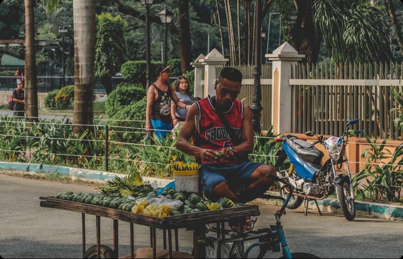 Rassa Visits The Philippines