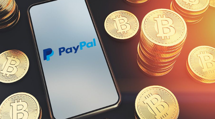 PayPal Enables Users to Withdraw Bitcoin and other Cryptocurrencies to External Wallets