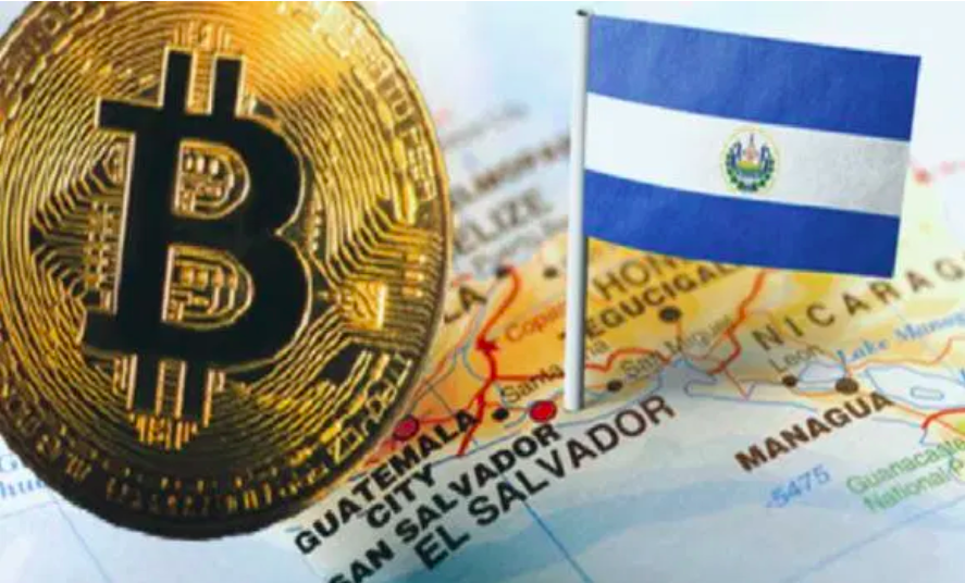 El Salvador becomes the First Country in the World to Make Bitcoin a Legal Tender, Pushes BTC Price towards US$35,000
