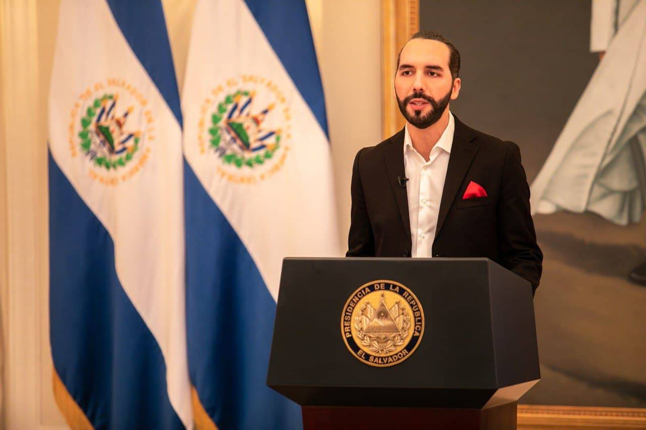 El Salvador is doling out free money, digital wallets and bitcoin ATMs to  pump up its new crypto-based economy