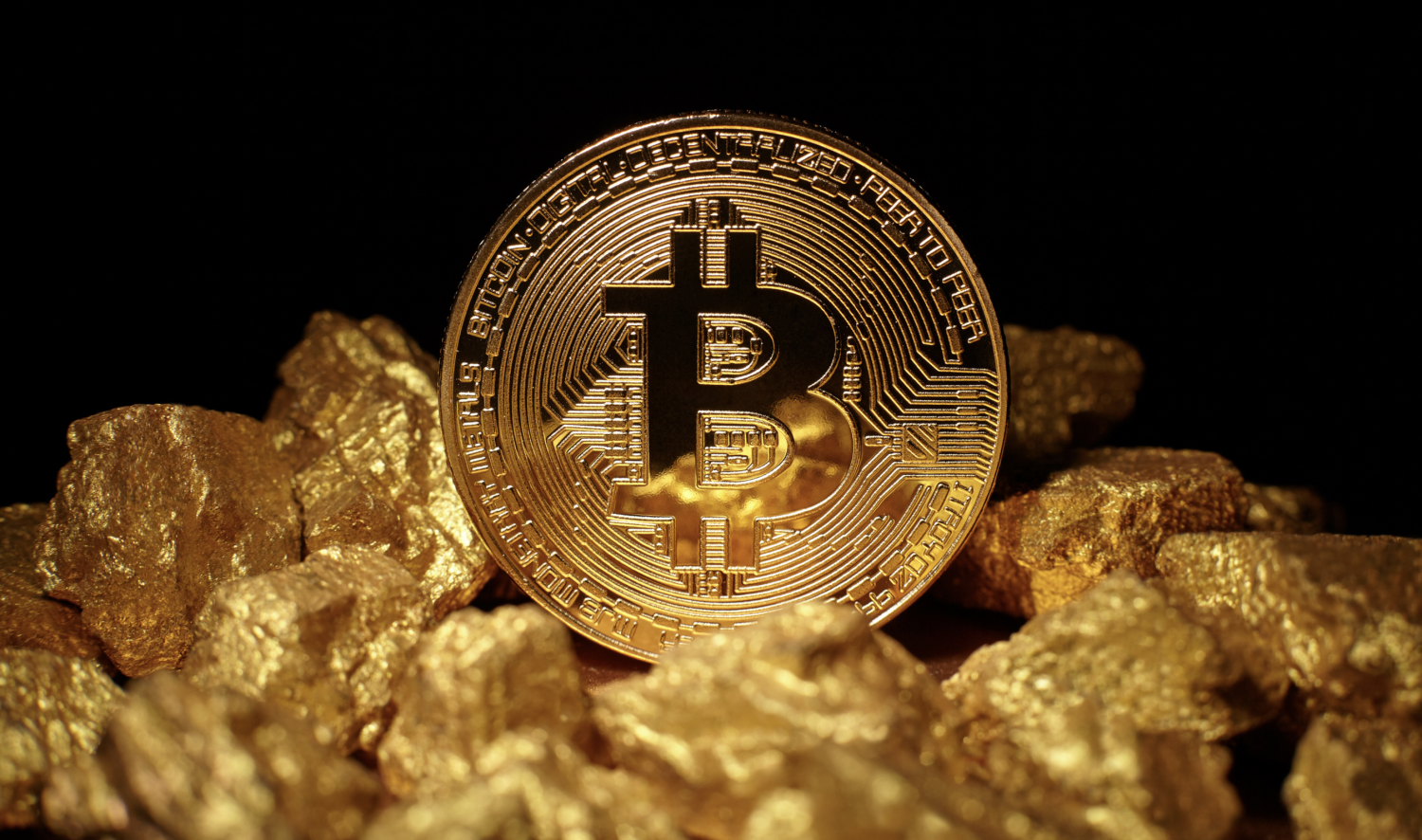Bitcoin Is The New Gold - European Business Magazine