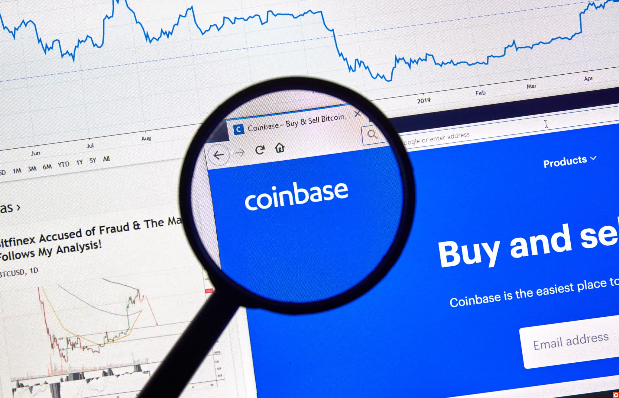 Coinbase Cryptocurrency Exchange Announces to Pay 4% Annual Interest on USD Coin Holding
