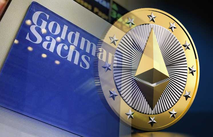Goldman Sachs believes Ethereum (ETH) is Likely to Dominate the Digital Store Soon and Become the New Store of Value
