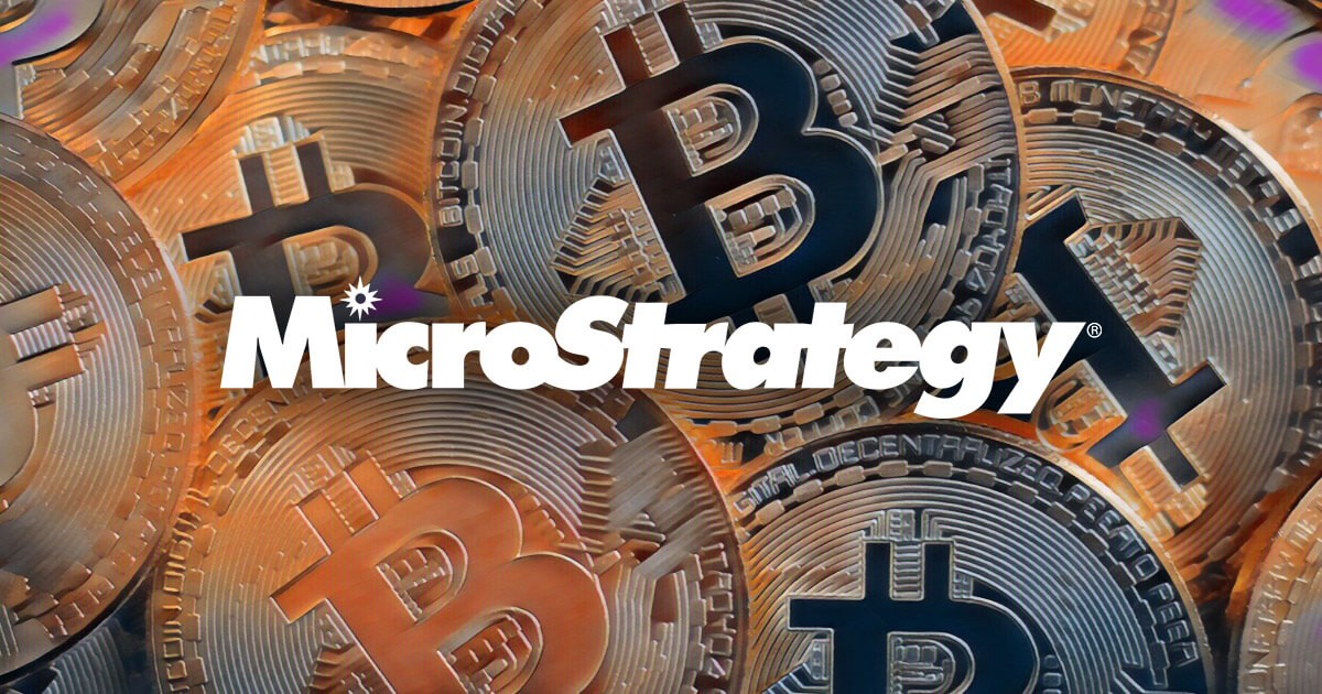 MicroStrategy Stock Raises Correlated with Bitcoin but Remains More  Volatile and a Worse Investment   by Jesus Rodriguez   IntoTheBlock   Medium