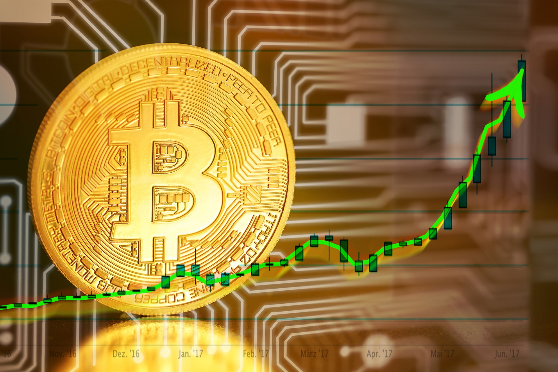 The Rise of Bitcoin: Will real estate embrace the cryptocurrency? -  Copperstones International Properties