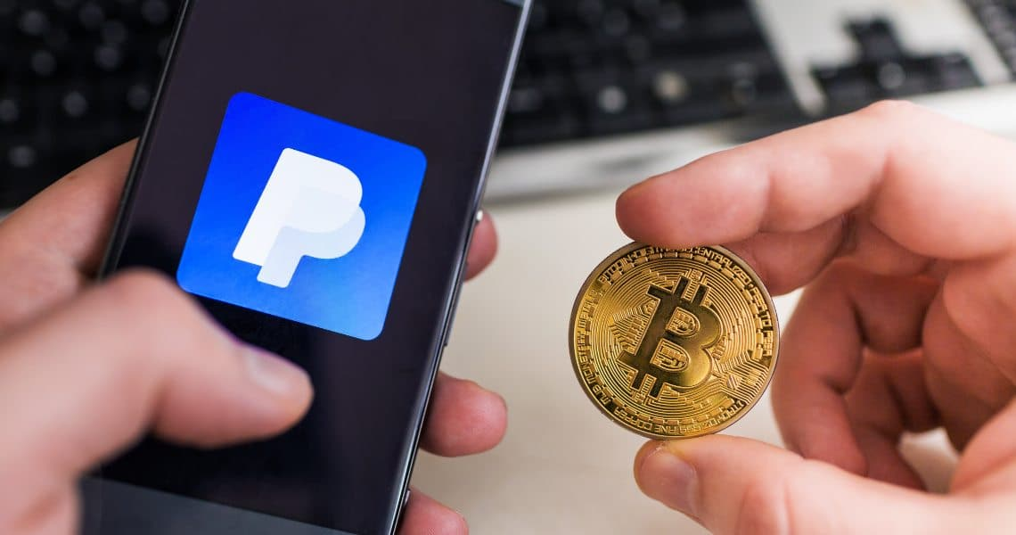How to buy Bitcoin with PayPal - The Cryptonomist
