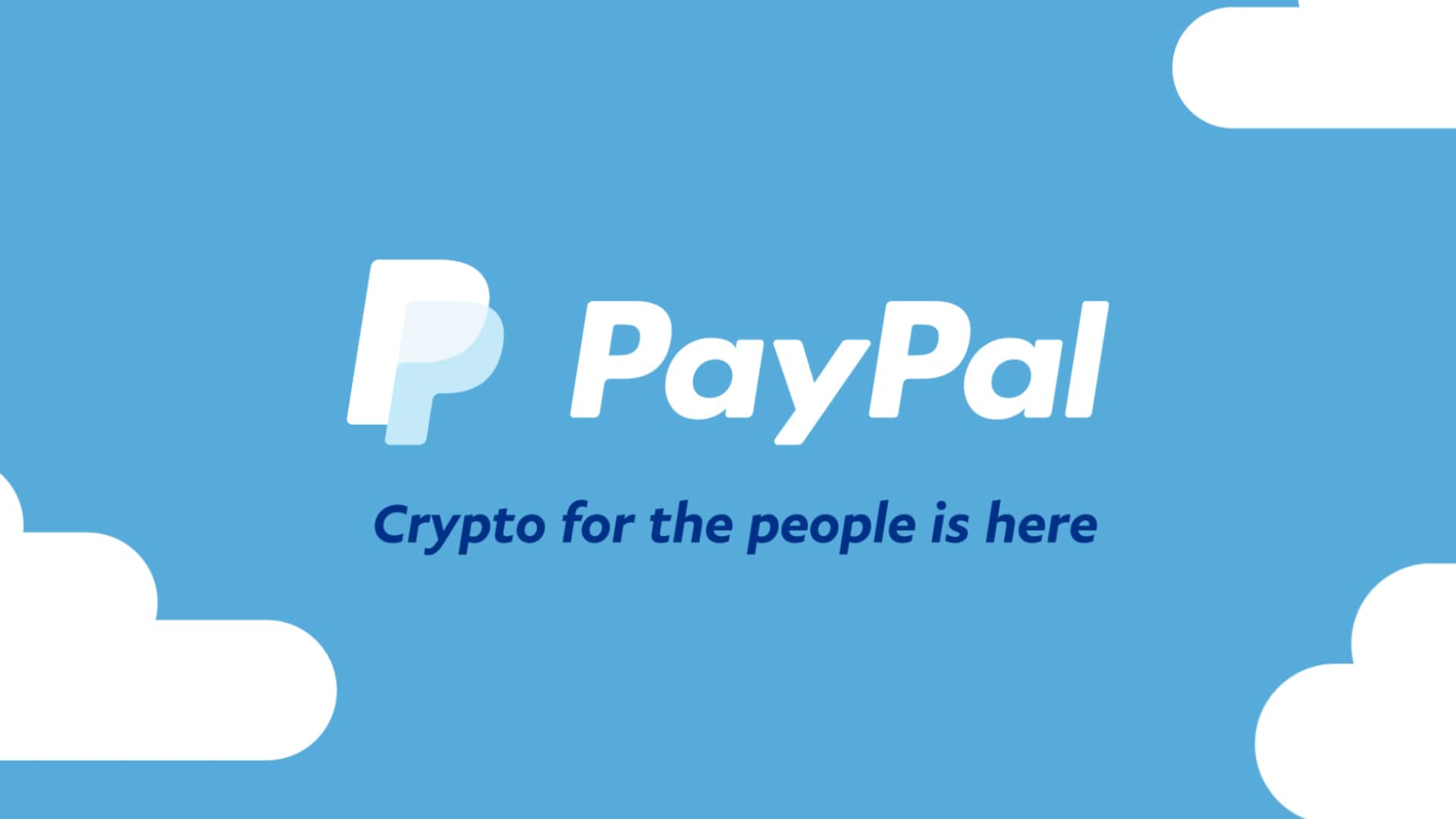 Crypto | Buy Sell & Hold | PayPal US