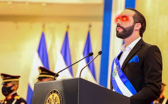 El Salvador passes its Bitcoin Law — and it's a Tether scam – Attack of the  50 Foot Blockchain
