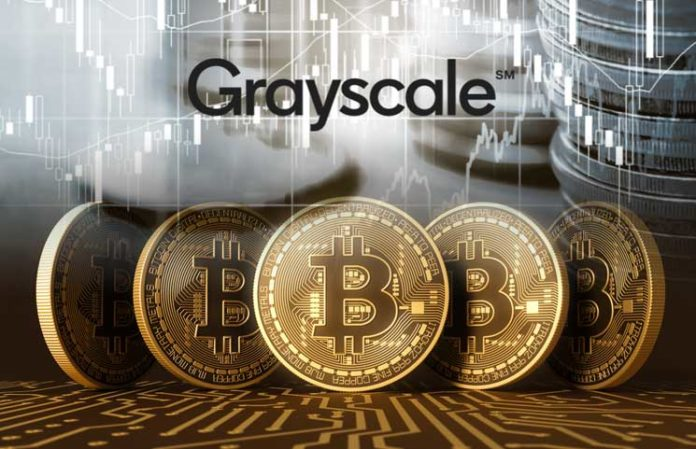 Grayscale's Bitcoin holdings have surpassed the $31 billion mark.