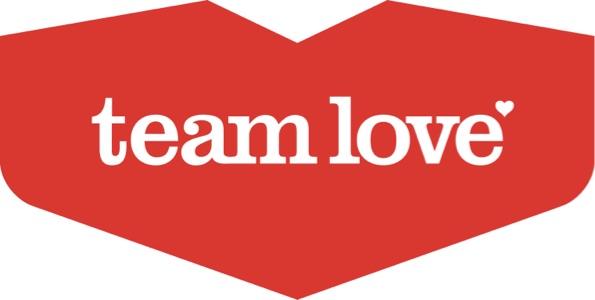Team Love - logo