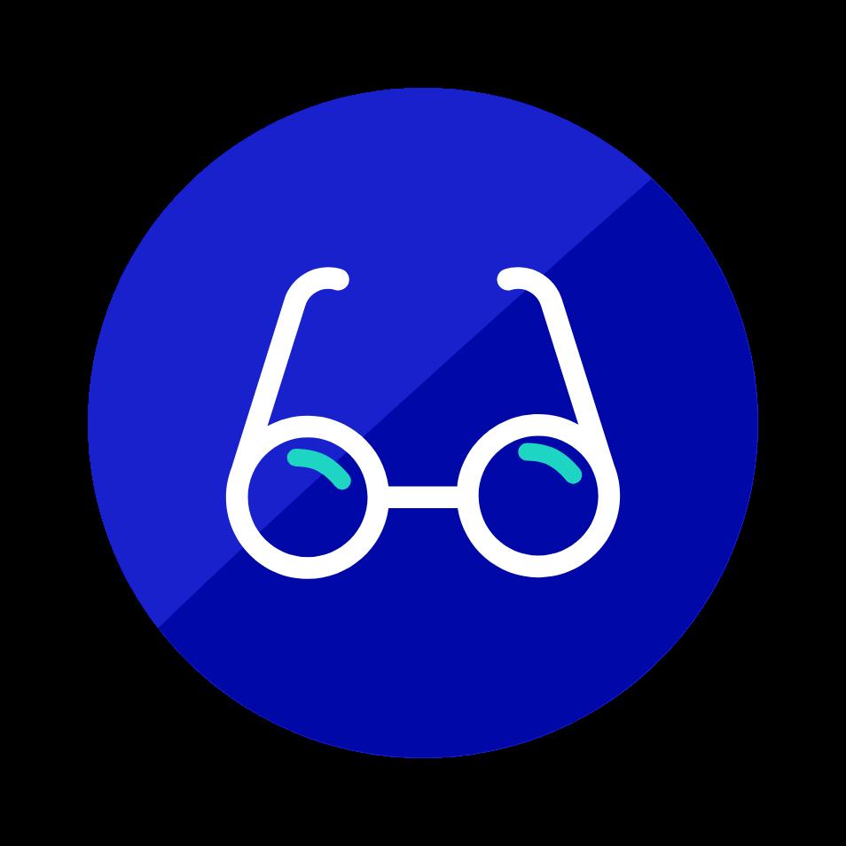 Icon: Glasses