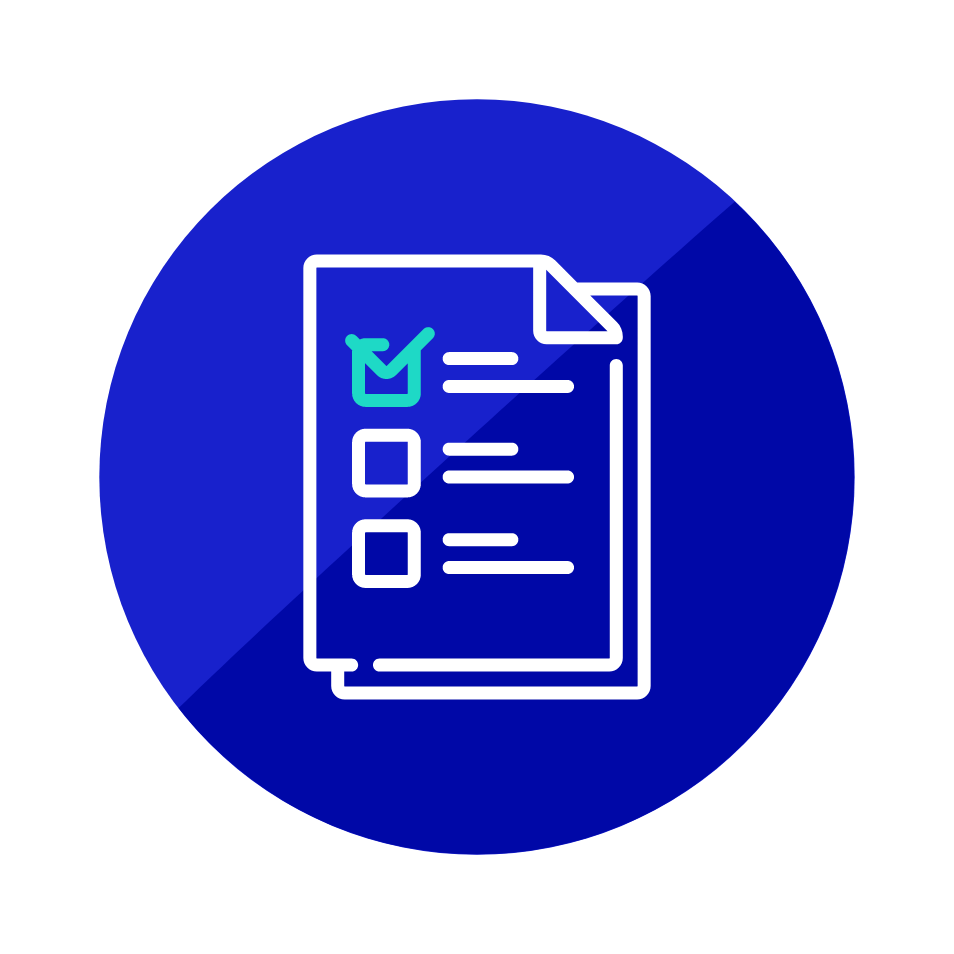 Icon: Test Paper