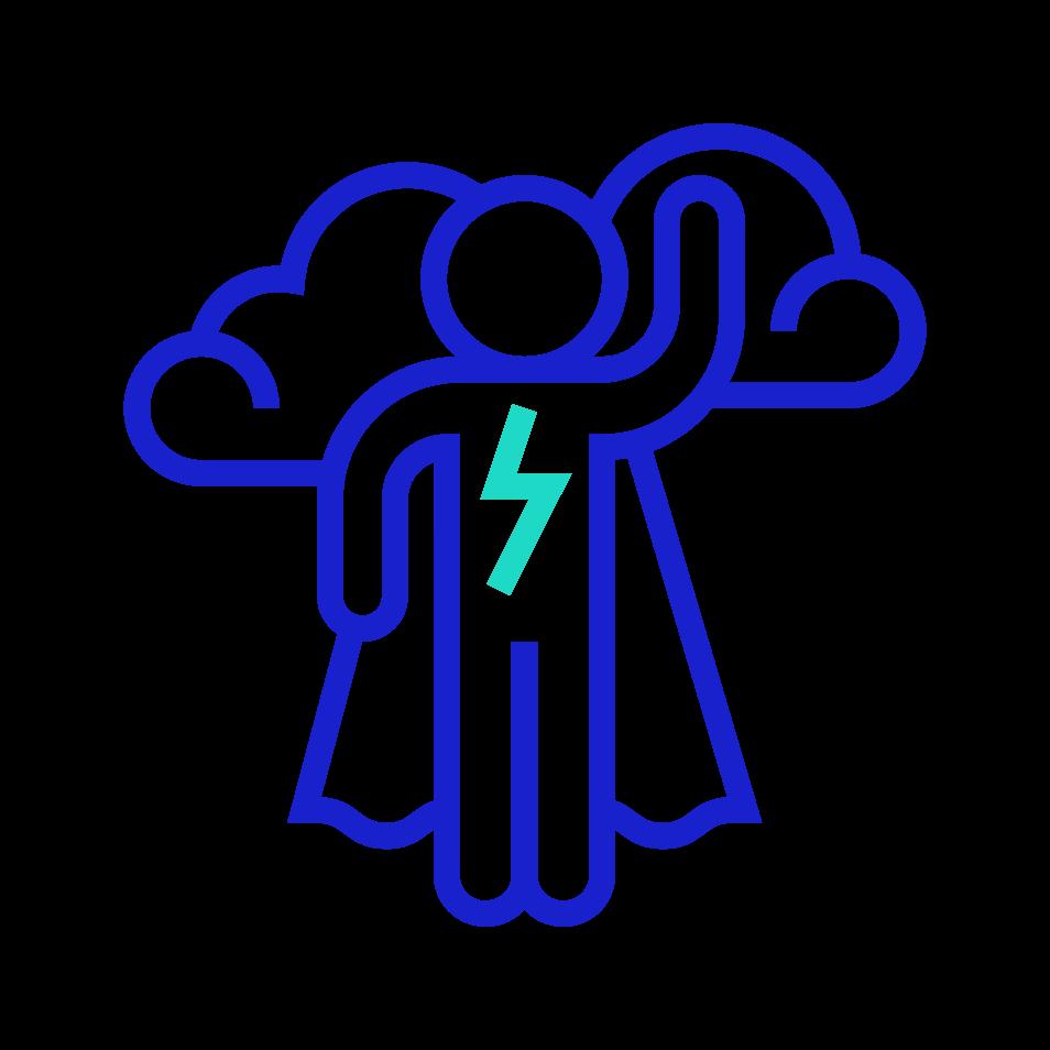 Icon: Superhero