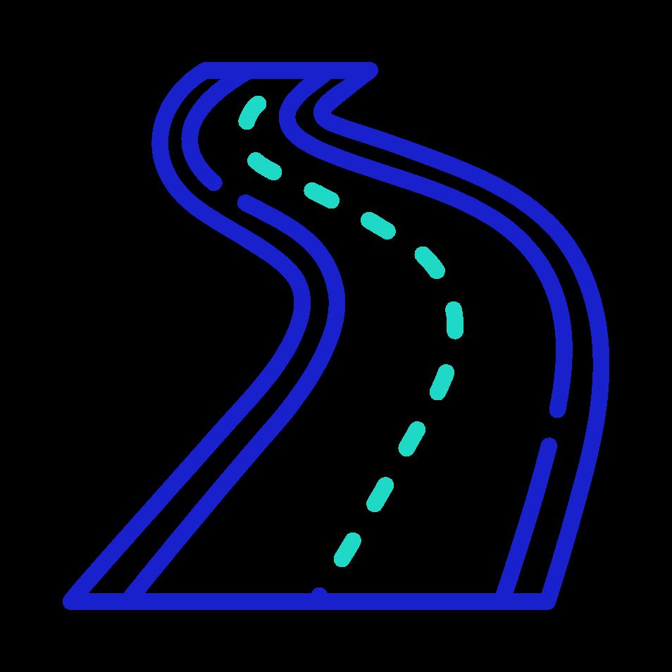 Icon: Road