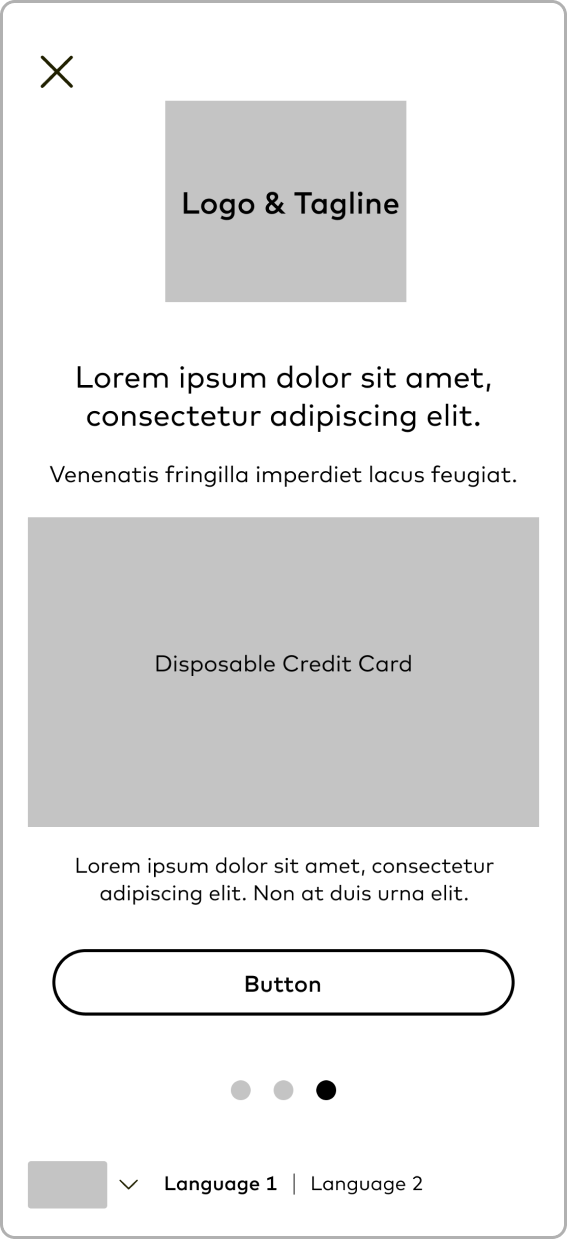 Wireframe: Confirm Purchase_Tapped