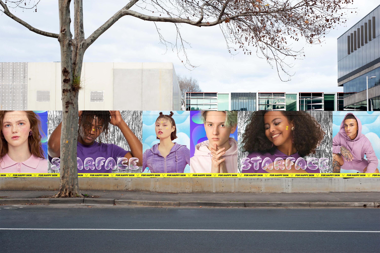 Starface World Billboard Campaign