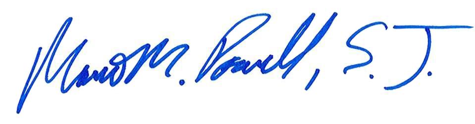 Fr. Mario Powell, S.J.