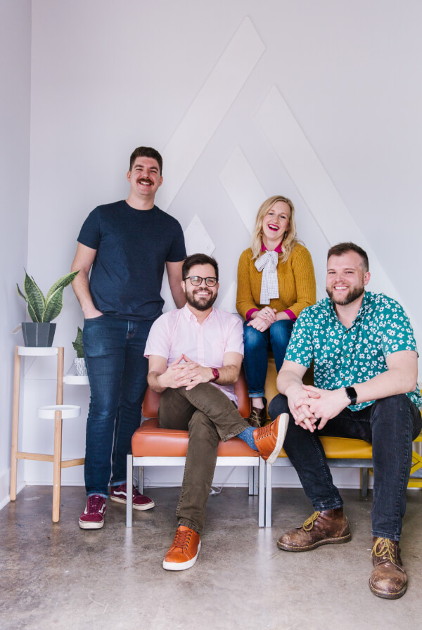 The Armosa Studios team