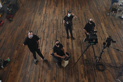 Armosa Crew Film Crew