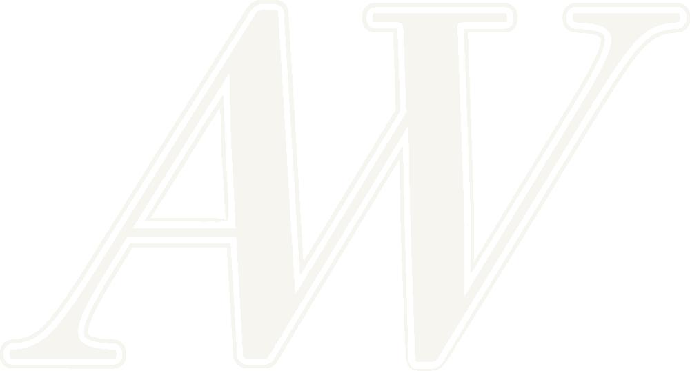 Austin White Photography logo design