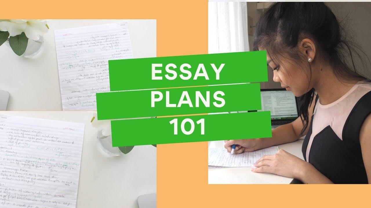 How I Do Essay Plans (A Real-Life Example!)