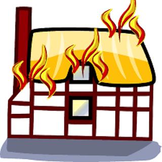 Like a House on Fire by Kate Kennedy