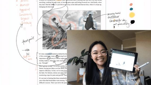 VCAA 2020 Analysing Argument | Language Analysis - Part 1