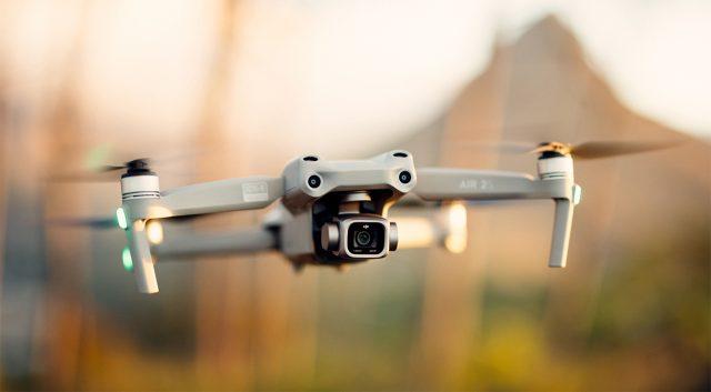 Image d'un drone Dji Mavic Pro 2