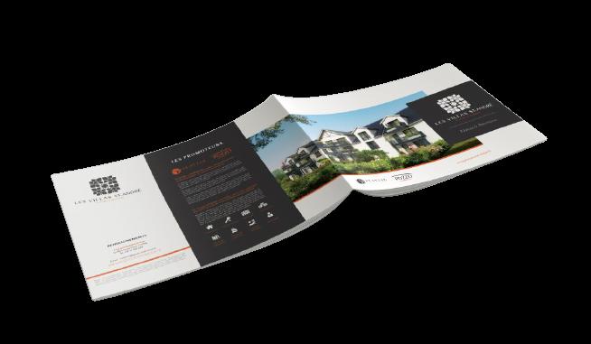 Exemple de brochure immobilière