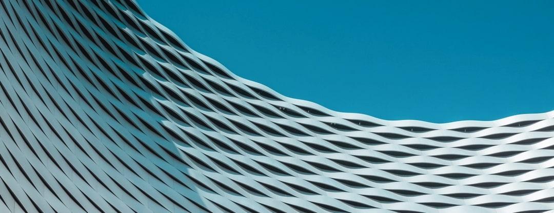 Une forme 3D harmonieuse.