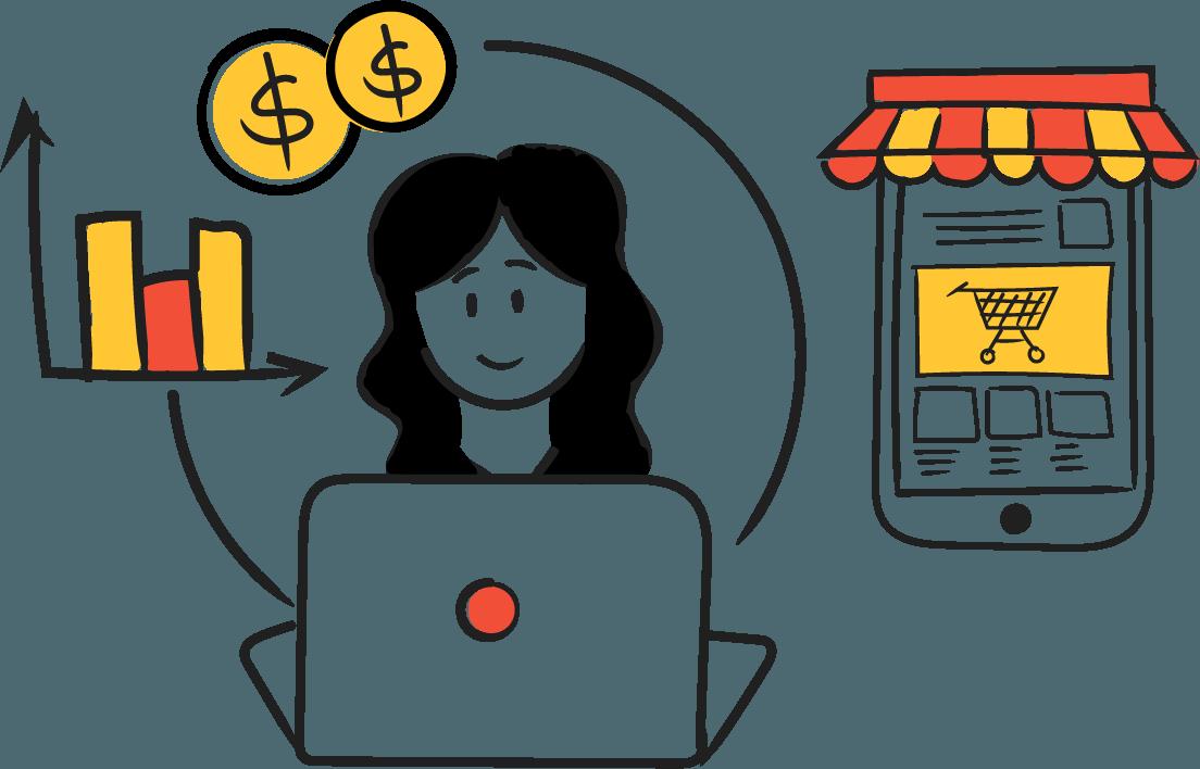 Digital brand or a seller