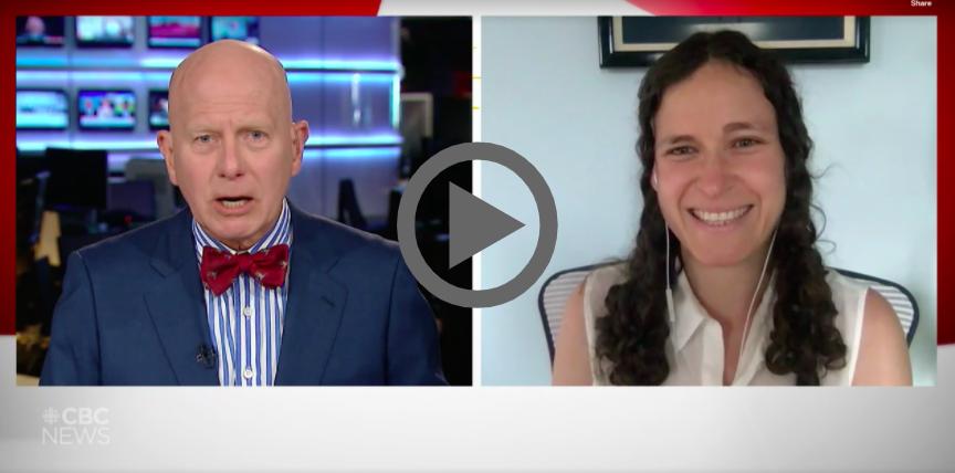 Saretta Herman, Layla Clinical Lead - CBC Interview