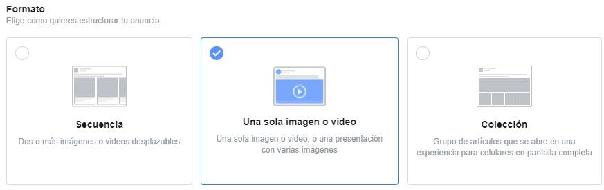 como crear anuncios en facebook