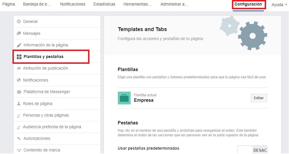 Cómo crear tu tienda en Facebook de forma fácil - Paso 1