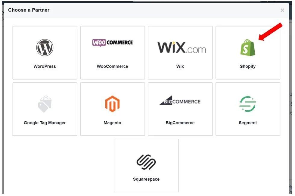 plataforma de comercio electrónico Shopify