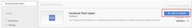facebook pixel helper tienda woocommerce