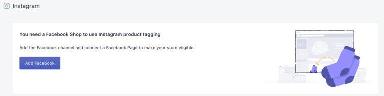 vender en IG con Shopify. Etiquetar productos