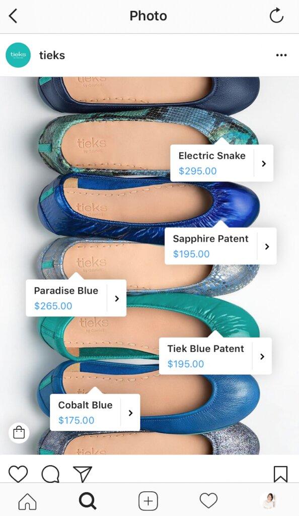vender en instagram con shopify. Configurar instagram shopping