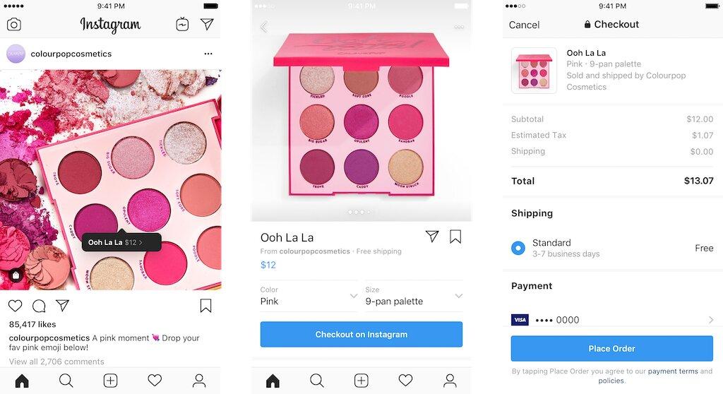 productos para vender en Instagram