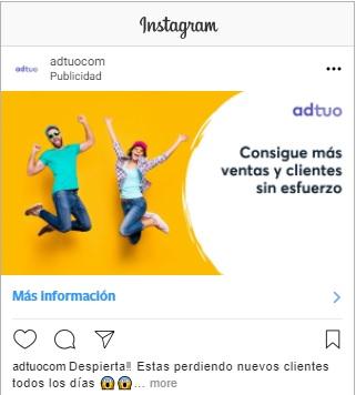 cuanto cuesta la publicidad en instagram