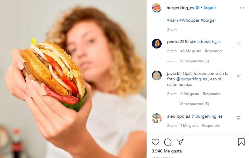 estrategia de instagram para empresas. Imagenes de calidad