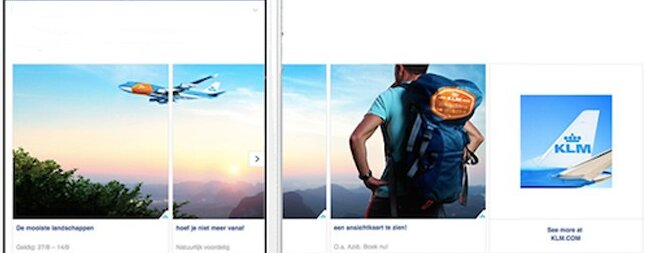 Anuncio en secuencia en Facebook Ads