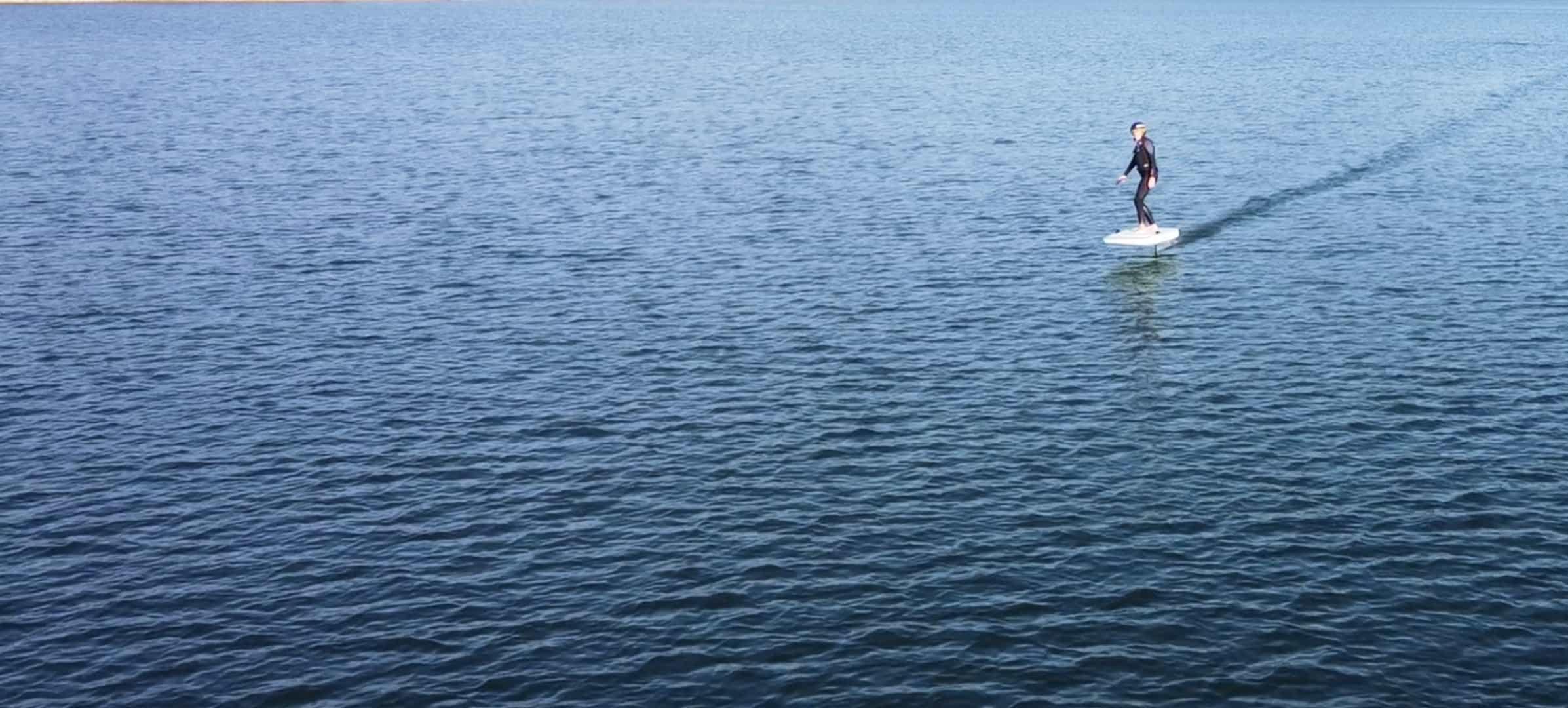 Profitez du lac toute l'année